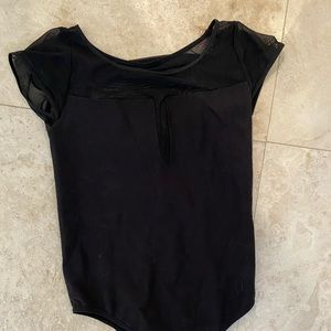 Other - black body suit